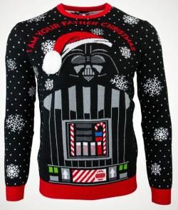 I am Your Father Christmas Jumper