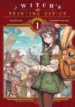 A Witch's Printing Office Vol 1