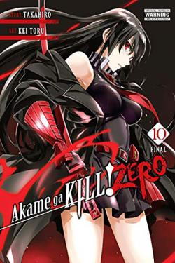 Akame Ga Kill Zero Vol 10