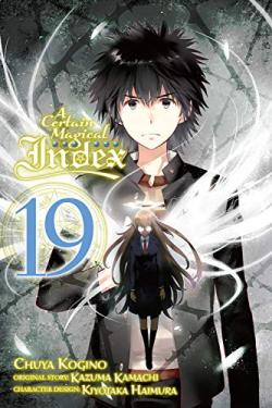 A Certain Magical Index Vol 19