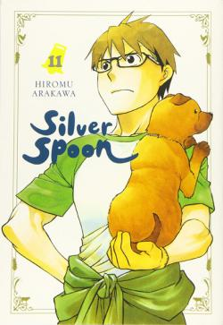 Silver Spoon Vol 11