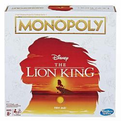 Lion King Monopoly