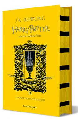 Harry Potter and the Goblet of Fire Hufflepuff Edition