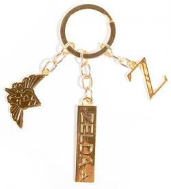 Metal Keychain Symbols