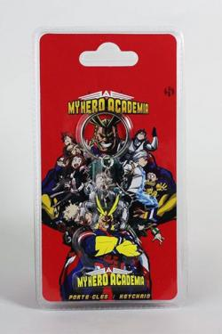 PVC Keychain All Might
