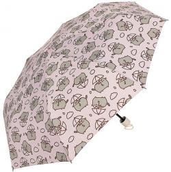 Pusheen Umbrella Rainy Day
