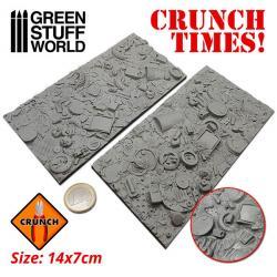 Dump Yard Plates - Crunch Times!