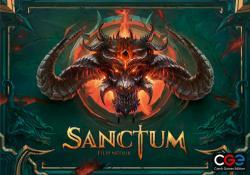 Sanctum - Board Game