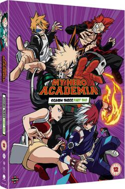 My Hero Academia, Season 3, Part 2