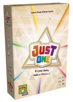 Just One (Skandinavisk utgåva)