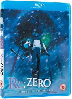 Re: Zero: Starting Life in Another World, Part 2