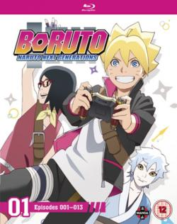 Boruto: Naruto Next Generations, Volume 1