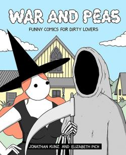 War and Peas: Comics To Die For