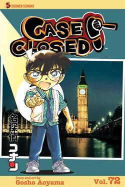 Case Closed Vol 72