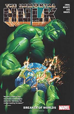 Immortal Hulk Vol 5: Breaker of Worlds