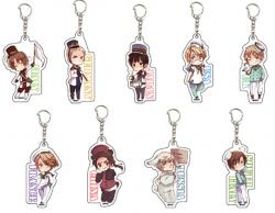 Acrylic Key Chain 03
