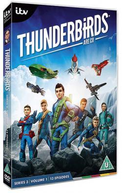 Thunderbirds Are Go, Series 3, Volume 1