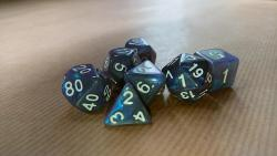 Star Frost (set of 7 dice)