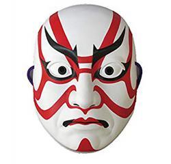 Folk Art Mask Sujikuma