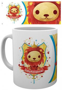 Harry Potter Mug Gryffindor Paint