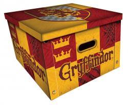 Harry Potter Storage Box Gryffindor