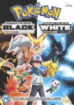 Pokemon the Movie Black & White