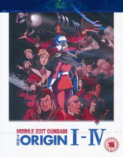 Mobile Suit Gundam: The Origin I-IV