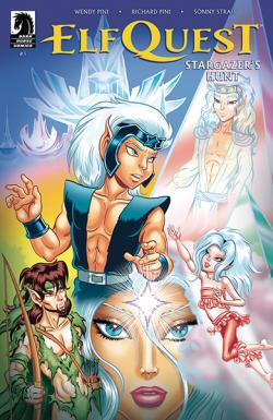 Elfquest: Stargazers Hunt #1 (of 6)