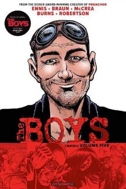 The Boys Omnibus Vol 5