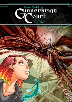 Gunnerkrigg Court Vol 6