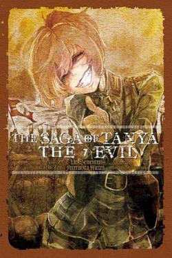 Saga of Tanya Evil Light Novel Vol 7