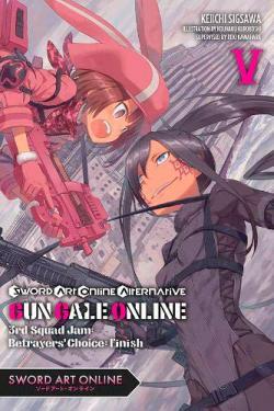 Sword Art Online Alternative Gun Gale Light Novel 5