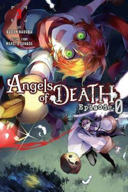 Angels of Death Episode 0 Vol 3