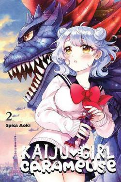 Kaiju Girl Caramelise Vol 2
