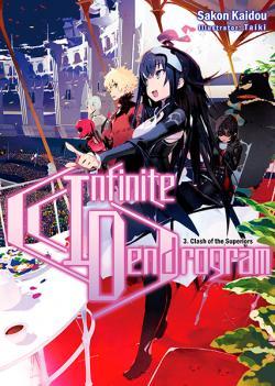 Infinite Dendrogram Light Novel 3