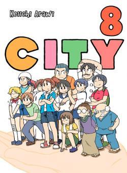 City, 8