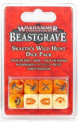 Skaeth's Wild Hunters Dice Pack