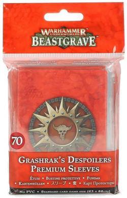 Grashrak's Despoilers Sleeves Pack