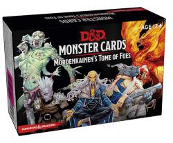 Monster Cards: Mordenkainen`s Tome of Foes