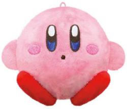 Kirby's Dream Land Nukuiizu Plush Mascot Kirby Osumashi