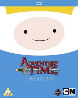 Adventure Time, The Complete First Season