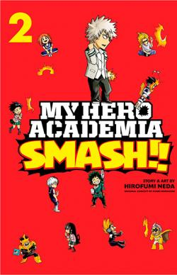 My Hero Academia Smash Vol 2