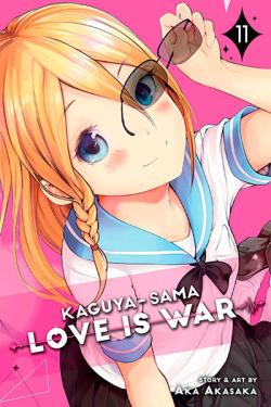 Kaguya-Sama: Love is War Vol 11