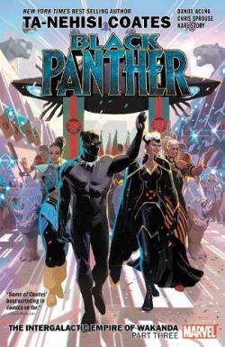 Black Panther Book 8: Intergalactic Empire of Wakanda Part 3