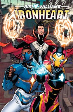 Ironheart Vol 2: Ten Rings