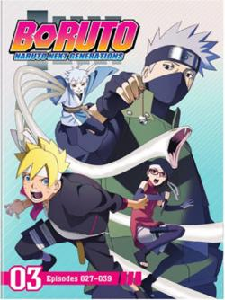 Boruto Naruto Next Generation Set 3