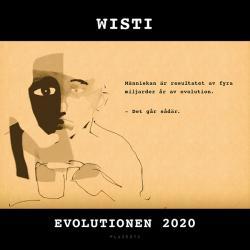 Evolutionen 2020 - Almanacka Wisti