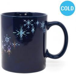 Frozen 2 Heat Change Mug Snowflakes