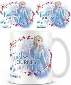 Frozen 2 Mug Trust your Journey