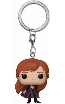Frozen 2 Anna Pop! Vinyl Figure Keychain